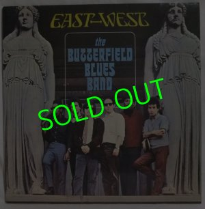 画像1: THE BUTTERFIELD BLUES BAND/ East West[LP]