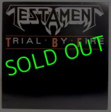 TESTAMENT/ Trial By Fire[12'']