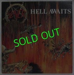 画像1: SLAYER/ Hell Awaits[LP]