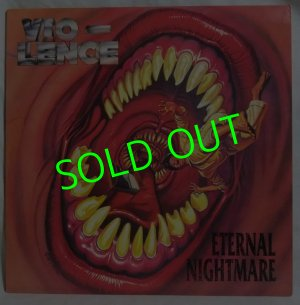 画像1: VIO-LENCE/ Eternal Nightmare[LP]