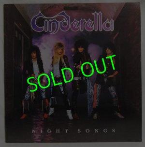 画像1: CINDERELLA/ Night Songs[LP]