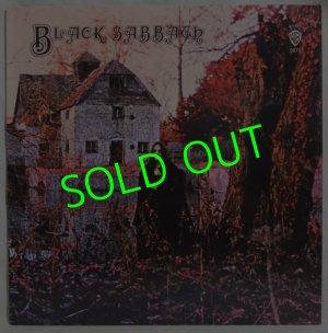 画像1: BLACK SABBATH/ Same[LP]