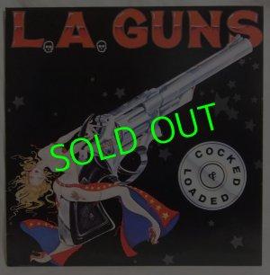 画像1: L.A.GUNS/ Cocked & Loaded[LP]