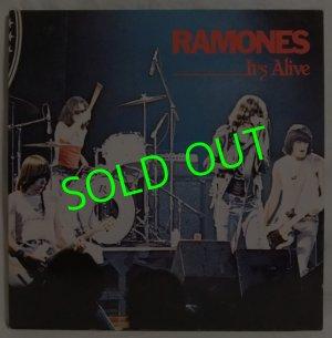 画像1: RAMONES/ It's Alive[2LP]