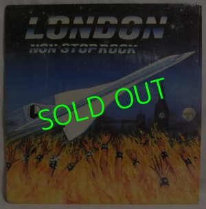 画像1: LONDON/ Non-Stop Rock[LP]