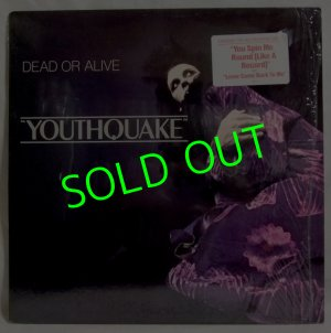 画像1: DEAD OR ALIVE/ Youthquake[LP]