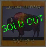 JULIANA HATFIELD/ Only Everything[LP]