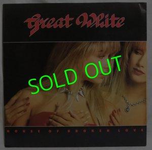 画像1: GREAT WHITE/ House Of Broken Love[12'']