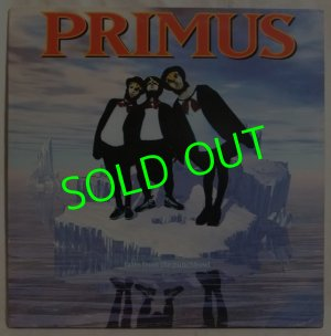 画像1: PRIMUS/ Tale's From The Punchbowl[2LP]
