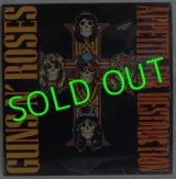 GUNS N' ROSES/ Appetite For Destruction[LP]