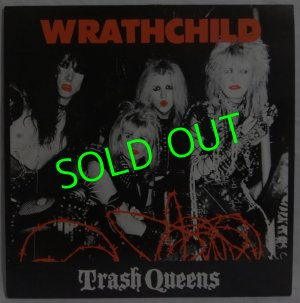 画像1: WRATHCHILD/ Trash Queens[LP]