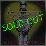 ACCEPT/ Metal Masters[2LP]