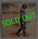 GREAT WHITE/ Heart The Hunter(Limited Clear Vinyl)[12'']