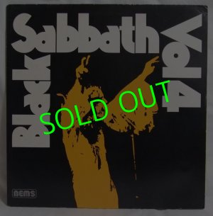 画像1: BLACK SABBATH/ Vol.4(Netherland)[LP]