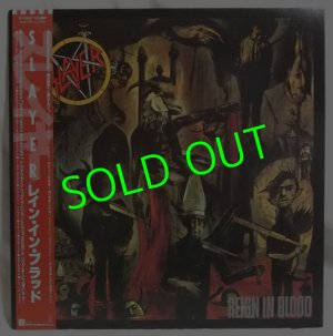 画像1: SLAYER/ Reign In Blood[LP]