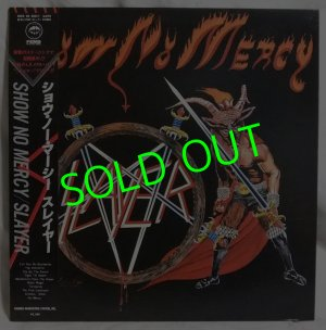 画像1: SLAYER/ Show No Mercy[LP]