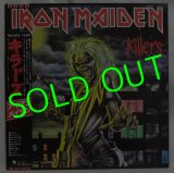 IRON MAIDEN/ Killers[LP]