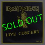 IRON MAIDEN/ Live Concert[2LP]