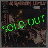 IRON MAIDEN/ IRON MAIDEN Live!!+One[LP]