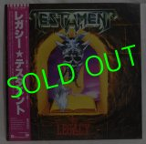 TESTAMENT/ The Legacy