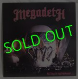 MEGADETH/ Killing Is My Business…
