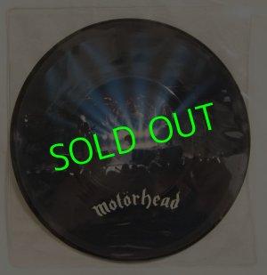 画像1: MOTORHEAD/ Motorhead(Limited Picture Vinyl)[7'']