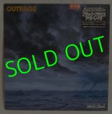 OUTRAGE/ Black Clouds[LP]