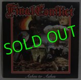 FINAL CONFLICT/ Ashes To Ashes[LP]