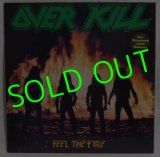 OVER KILL/ Feel The Fire[LP]