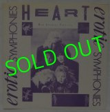 HEART/ Erotic Symphonies''Bad Animals Tour 1988''[2LP]