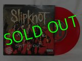 SLIPKNOT/ Spit It Out(Limited Red Vinyl Edition)[7'']
