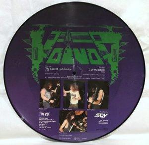 画像3: VOIVOD/ Cockroaches(Limited Picture Vinyl)[12'']