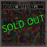 BLACK FLAG/ Wasted…Again[LP]