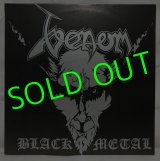 VENOM/ Black Metal[LP]