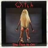WITCH/ The Hex Is On(Limited Clear Red Vinyl)[12'']