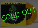 BLOODHOUND GANG/ One Censored Beer Coaster(Limited Clear Yellow Vinyl)[7'']