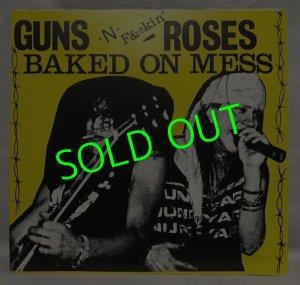 画像2: GUNS N' ROSES/ Baked On Mess[7''x2]