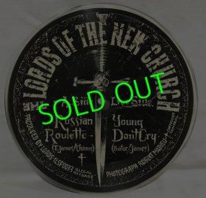 画像3: THE LORDS OF THE NEW CHURCH/ Russian Roulette(Limited Picture Vinyl)[7'']
