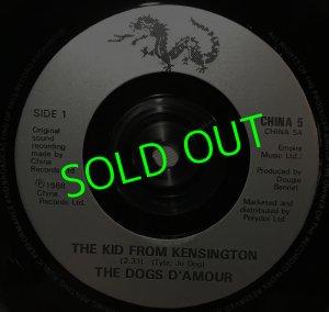 画像3: THE DOGS D'AMOUR/ The Kid From Kensington(Limited Poster Bug)[7'']