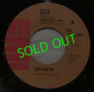 画像3: SUZI QUATRO/ The Wild One[7'']