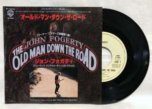 画像1: JOHN FOGERTY/ The Old Man Down The Road[7'']