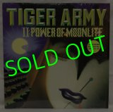 TIGER ARMY/ Power Of Moonlight(Limited Moon Yellow Vinyl)[LP]