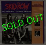 SKID ROW/ Youth Gone Wild/Delivering The Goods[12'']