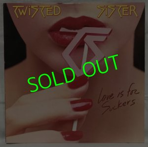 画像1: TWISTED SISTER/ Love Is For Suckers[LP]
