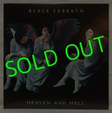 BLACK SABBATH/ Heaven And Hell[LP]