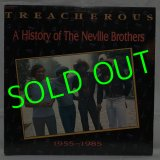 THE NEVILLE BROTHERS/ Treacherous -A History Of~[2LP]