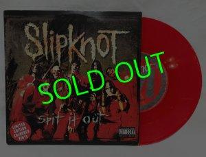 画像1: SLIPKNOT/ Spit It Out(Limited Red Vinyl)[7'']