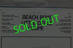 画像3: BEACH BOYS/ Little Deuce Coupe[LP]