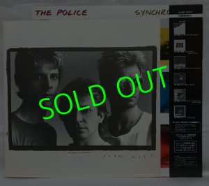 画像3: THE POLICE/ Synchronicity[LP]