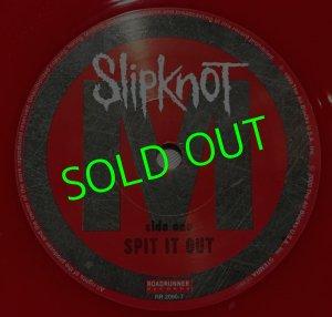 画像3: SLIPKNOT/ Spit It Out(Limited Red Vinyl)[7'']